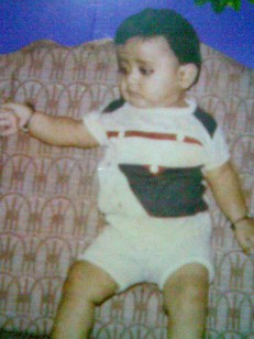 Irfan childhood